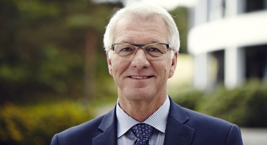 Haldor Topsøe A/S kan nu kalde sig Entrepreneur Of The Year 2013.
