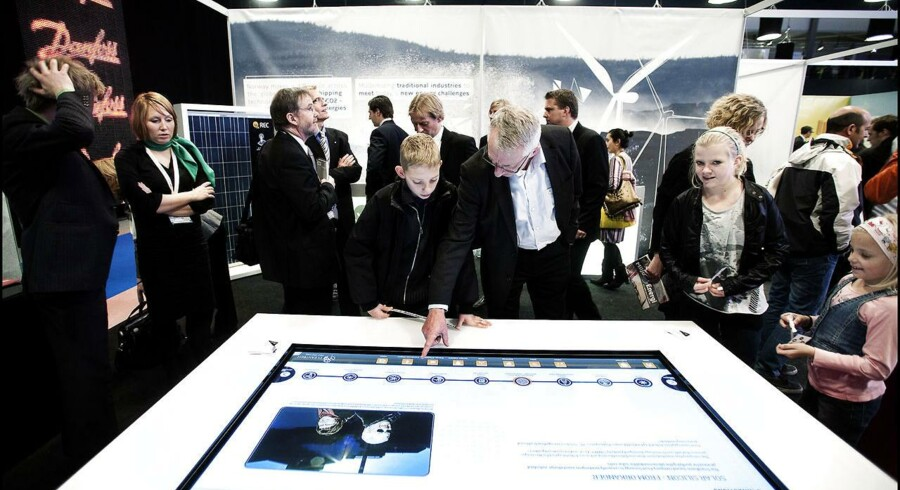 COP15. Bright Green i Forum. Hos Cleantech, Mid-Norway