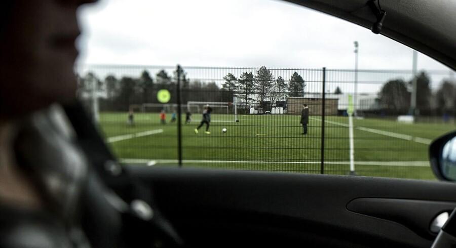 Arkiv: Varde Stadion. Matchfixing i Varde IF fodbold.