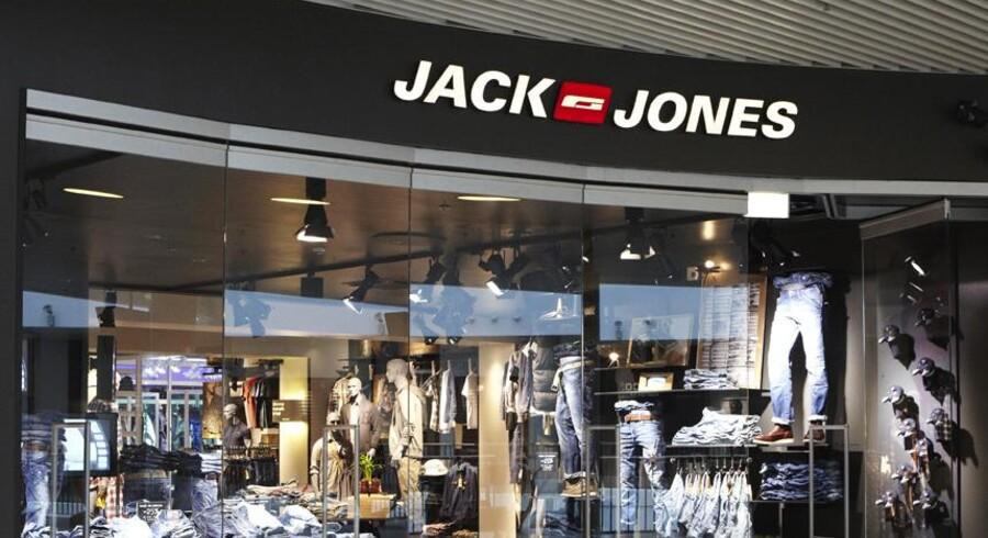 Bestseller afviser anklagerne om at Jack&Jones jeans skulle være kopieret fra G-Star.