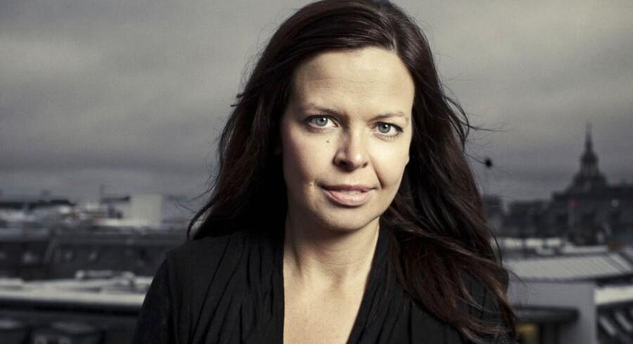 Camilla Ley Valentin er CCO og medstifter af softwarevirksomheden Queue-it.