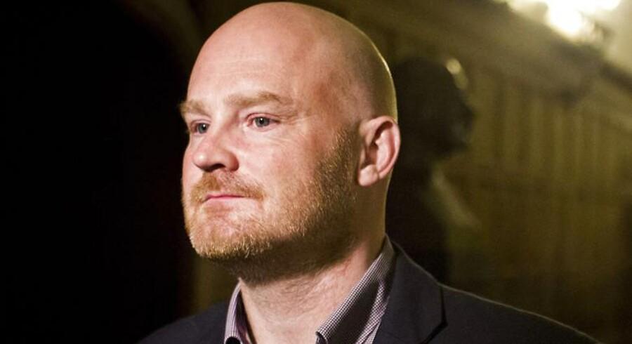 Miljø- og teknikborgmester i København, Morten Kabell, vil ikke have nogen havnetunnel.