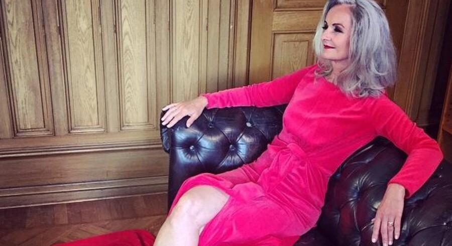 De har måske de smarteste klæder. Men når de røde løbere rulles ud og modellerne går catwalk på podierne ved Copenhagen Fashion Week, er der i mange tilfælde røde tal i regnskabsbøgerne hos modevirksomhederne bag.Anna von Aabling: Ingen aktuel regnskabsdata.Foto: Anna von Aabling Instagram.