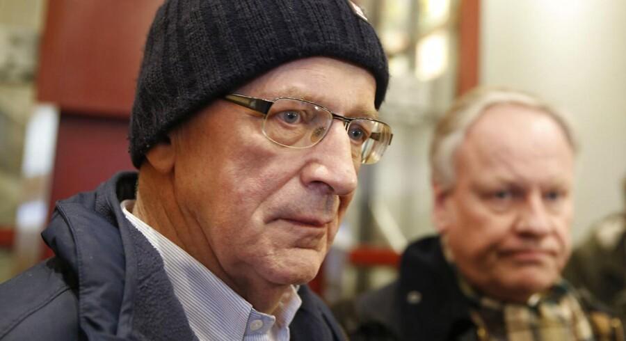 Tidligere skibsinspektør Flemming Thue Jensen er glad for at have lettet sit hjerte over for den norske kommission, der granske myndighedernes undersøgelse af Scandinavian Star-branden for 26 år siden.