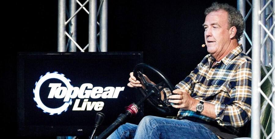 Jeremy Clarkson har lavet en række bommerter som tv-vært på Top Gear, siden det blev sendt første gang i 2002.