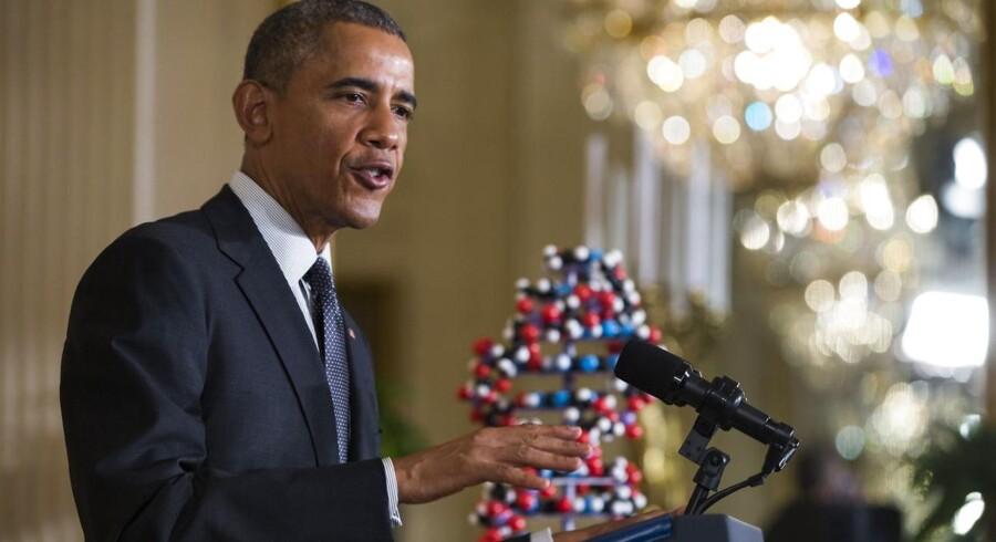 Den amerikanske præsident Barack Obama foreslår nu en permanent støtteordning til vindenergi-investeringer, den såkaldte PTC-ordning.