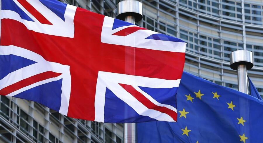 Der er afgørende enighed om at beholde Storbritannien i EU, men kun få lande – herunder dog Danmark – er glade for de reformer, som er på bordet. Foto: EU hovedkvarter i Belgien, 16. februar 2016.