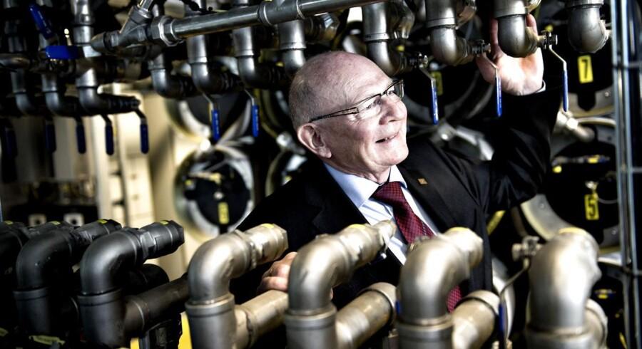 Niels Due Jensen sætter sig inddirekte på magten i Grundfos via detaljerede krav til forretningen.