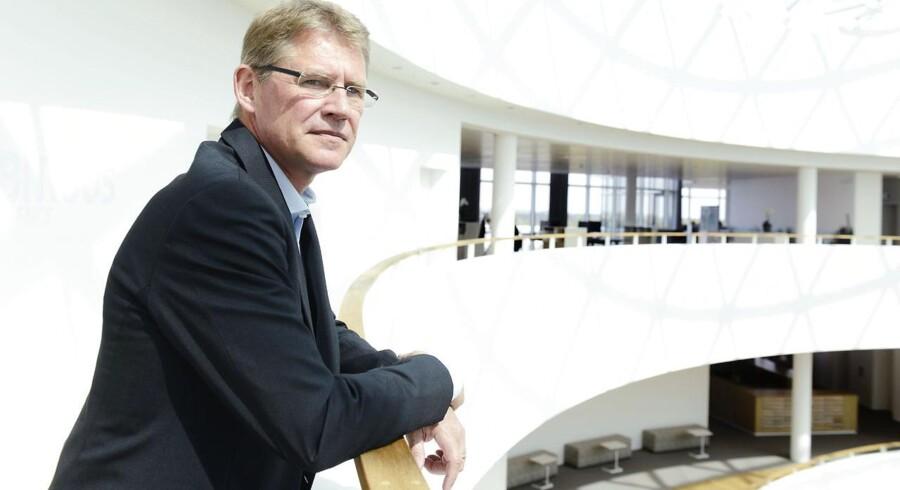 Novo Nordisks koncernchef, Lars Rebien Sørensen