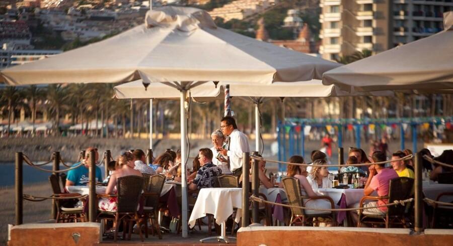Spanien var et af de hårdest ramte europæiske lande under finanskrisen. Men nu valfarter udenlandske turister atter til grisefest, tapas og sangria i det sydeuropæiske land.