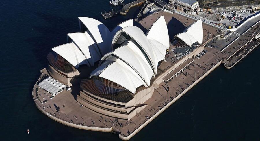 Det verdensberømte operahus i Sydney skal gennemgå en omfattende modernisering i løbet af de næste 10 år. Danske studerende får i den forbindelse mulighed for at have indflydelse på projektet.