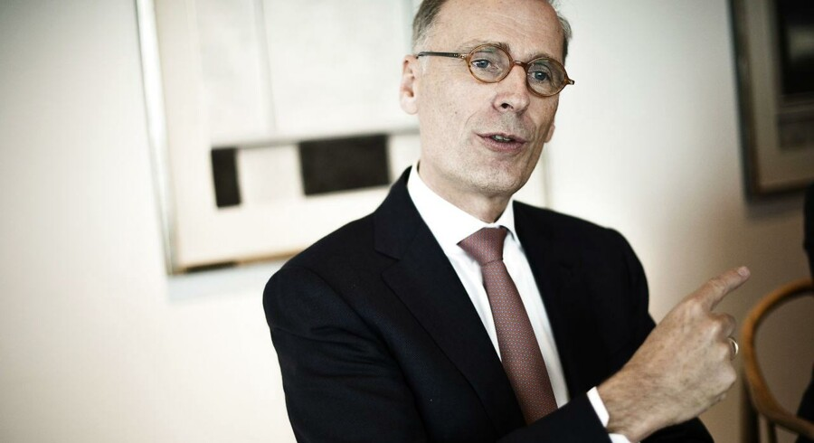 Carlsberg-topchef Cees't Hart.