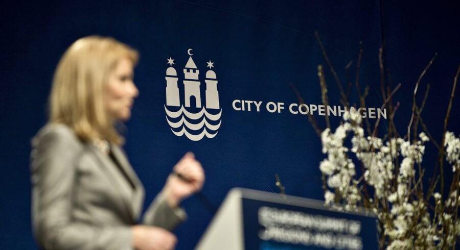 København formår efterhånden at tiltrække endog meget store konferencer til byen. Til næste år vil der f.eks. komme mellem 5.000 og 8.000 deltagere til Euroscience Open Forum. Arkivfoto: Torkil Adsersen