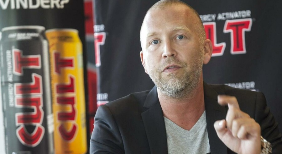 Brian Sørensen fra Cult