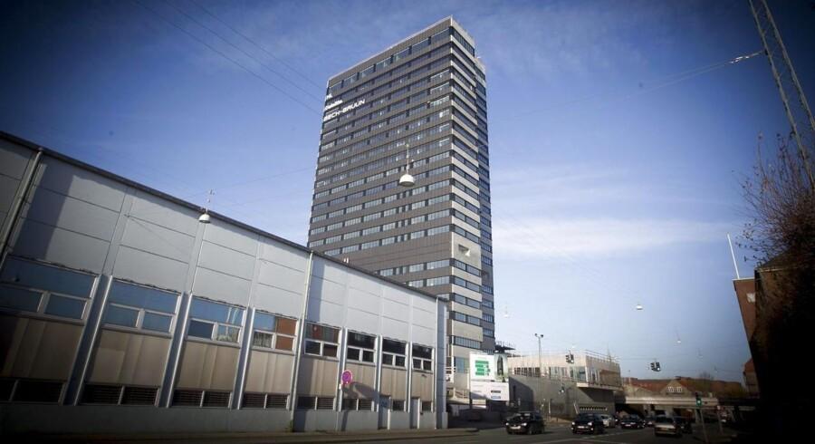 Selvom der også bygges hoteller vest for Valby Bakke, som f.eks. det 240-værelser store Comwel Hotel i Aarhus, er hotelbyggerierne i Hovedstaden stadig foran.