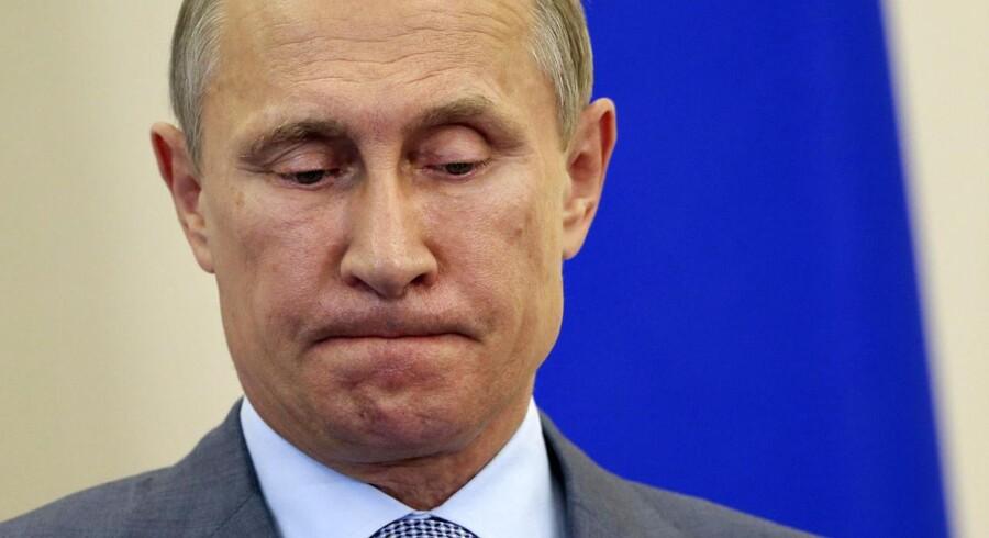 Hvad bliver Vladimir Putins næste træk i Ukraine-krisen?