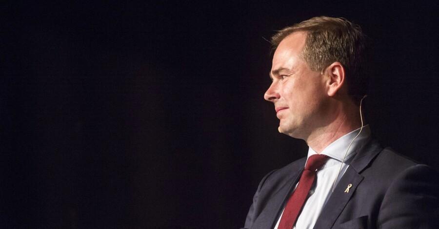 Arkivfoto: Nicolai Wammen (S), tidligere forsvarsminister, nu politisk ordfører for Socialdemokraterne.
