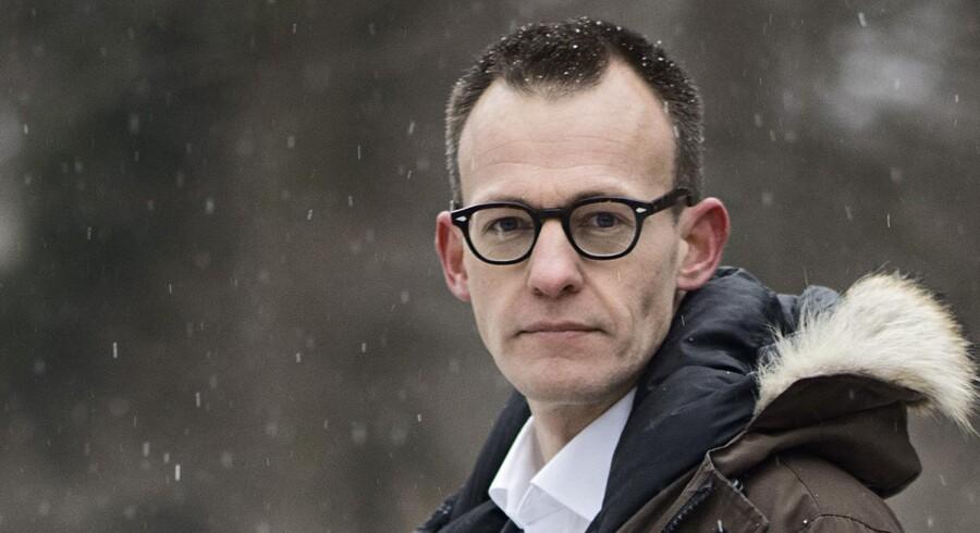 Peter Trudsø er forsvarer i sagerne om bestikkelse af offentligt ansatte. Foto: Mads Rimer Rasmussen
