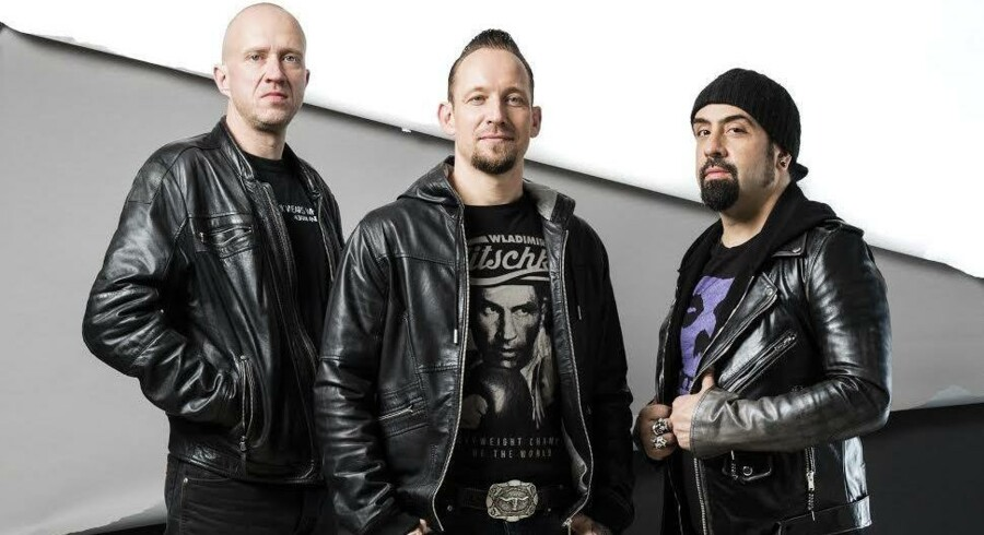 Volbeat er Danmarks i øjeblikket mest populære og succesfulde rockorkester, men bandet sætter ikke meget på spil på deres nye udgivelse.