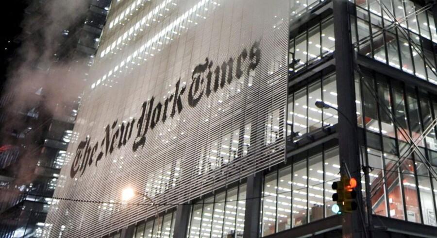Det hæderkronede amerikanske mediehus New York Times har været udsat for cyberangreb.