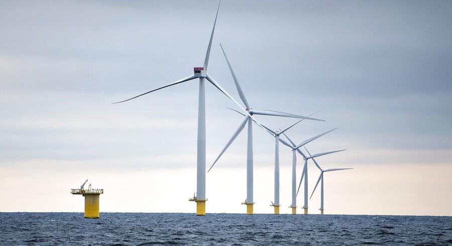 Dongs 50 pct. ejede datterselskab Westermost Rough har solgt transmissionsaktiver, der er forbundet med havmølleparken ved samme navn, for et beløb på 157 mio. pund, eller 1,5 mia. kr.