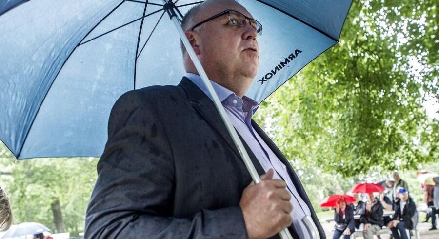 Kristian Pihl Lorentzen (V) mener ikke, at IC4-togene bør fortsætte på det danske jernbanenet.