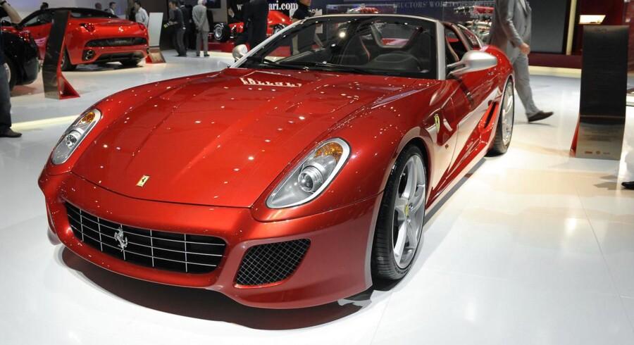 Mange forbrugere nøjes ikke bare med at drømme om at købe en klassisk rød Ferrari. En ny undersøgelse viser, at bilmærkets kunder hører til de mest købestærke og loyale.
