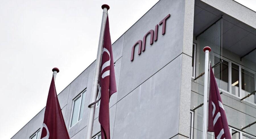 NNIT på Østmark i Søborg står foran en børsnotering.