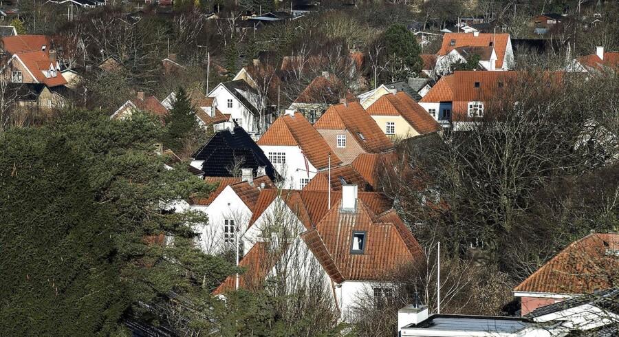 Villaer i Aalborg.