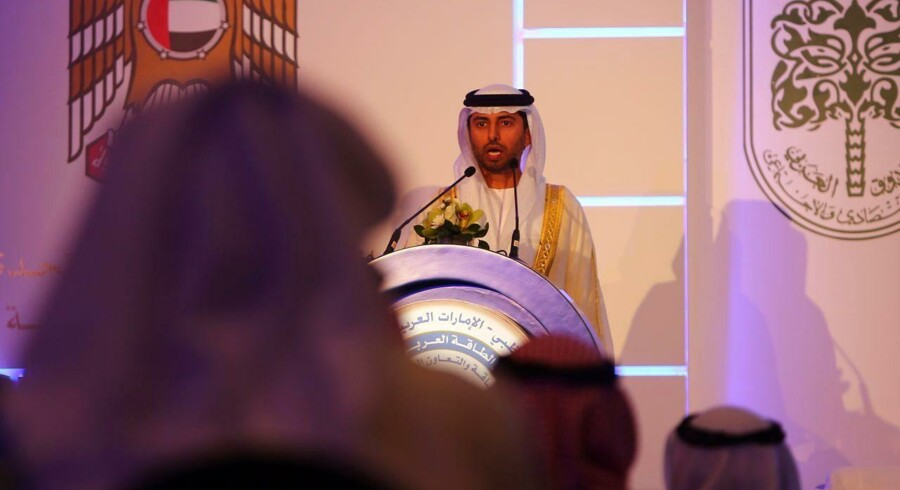 Emiraternes energiminister, Suhail al-Mazroui.