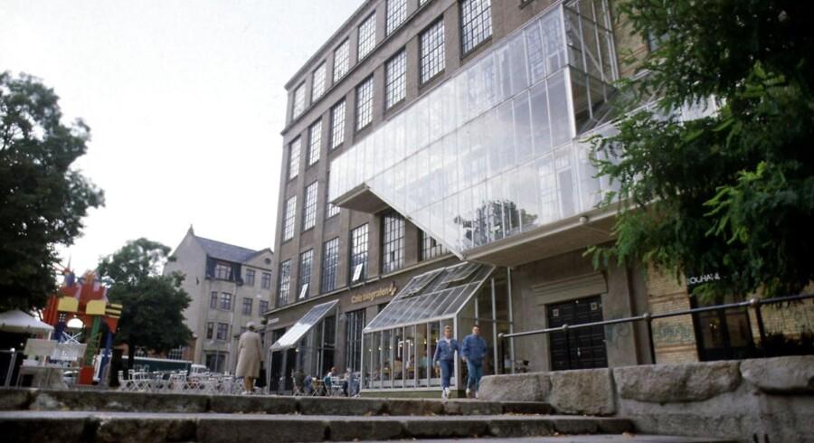Festivalen foregår omkring Brandts Klædefabrik i Odense. Arkivfoto: Michael Stub