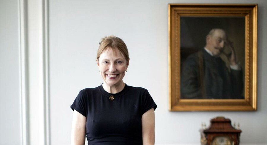 Anne-Marie Mai er en af fire redaktører på antologien »Syg litteratur«, der fremstiller sundhedsvæsenet i et skønlitterært perspektiv.