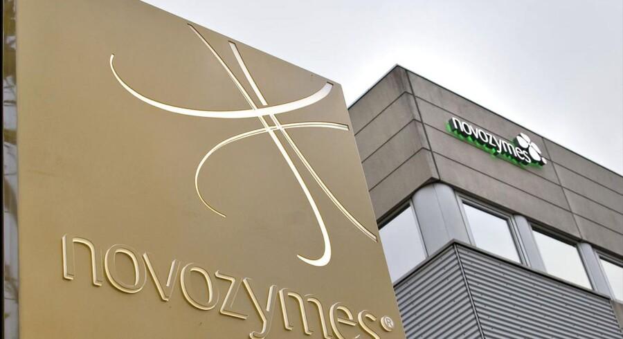 En af Novozymes' hovedkonkurrenter har indgået en alliance med en schweizisk landbrugsgigant.