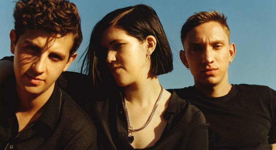 Den britiske trio The xx er klar med deres tredje album, »I See You«.