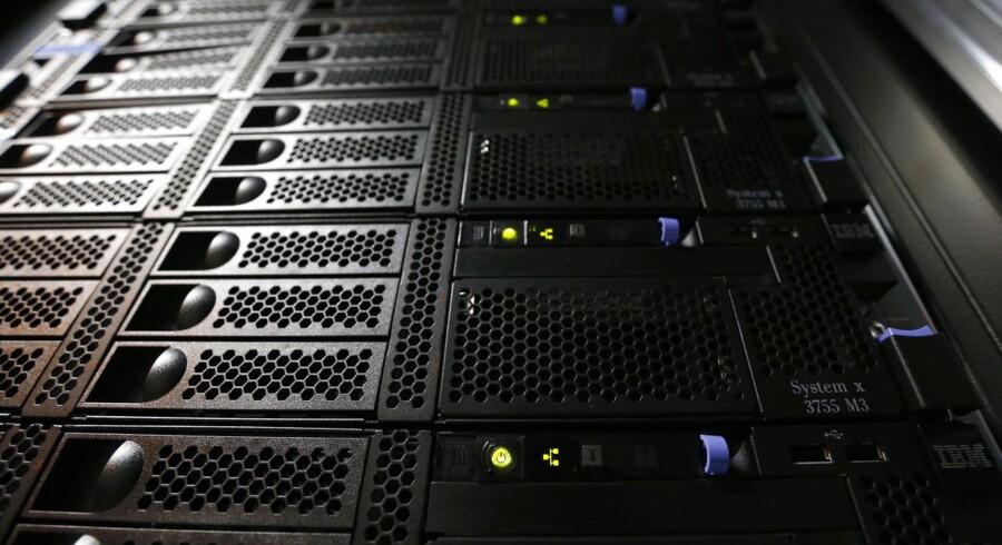 IT-chefen nåede at slette 80 GB virksomhedskritisk data.