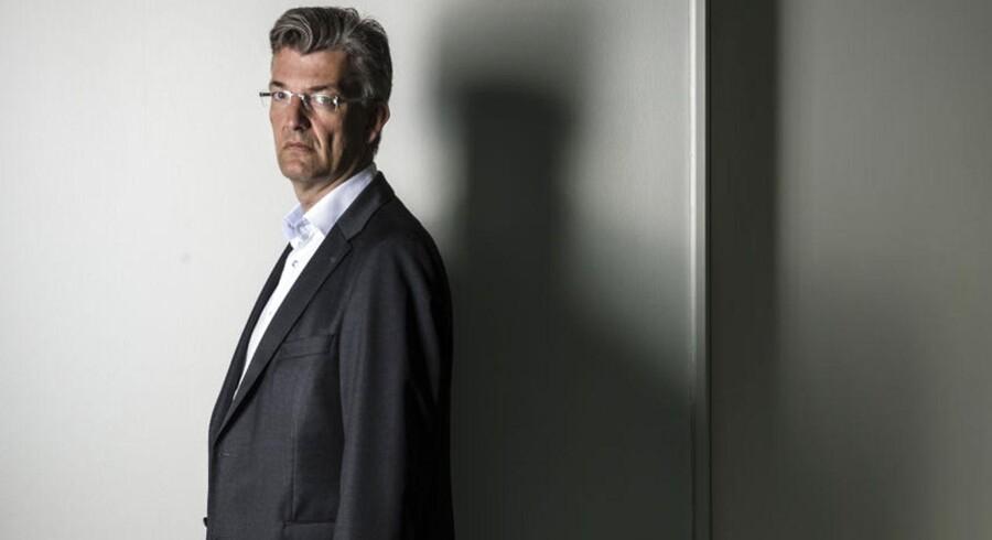 Allan Polack, koncernchef i PFA Pension, forudser at udenlandske aktører vil tage en bid af det danske liv & pensionsmarked.