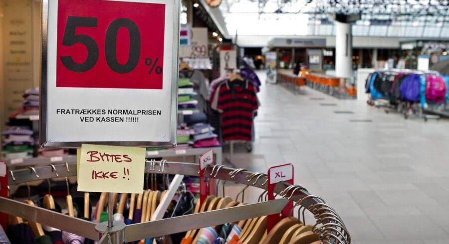 Det er i butikscentret City2, at Danica Pension åbner Danmarks største outlet-center.