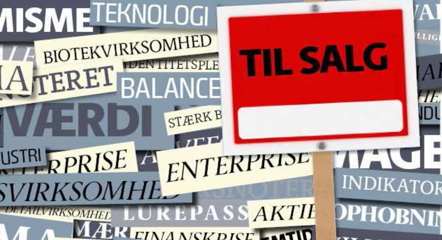 Det danske aktiemarked buldrer af sted, og priserne på virksomheder er steget kraftigt gennem 2013