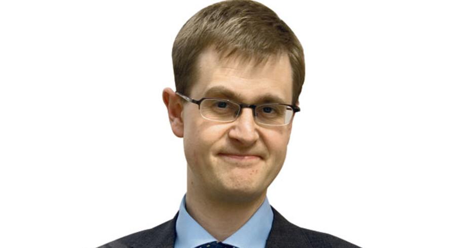 Mads Lundby Hansen, Cheføkonom CEPOS