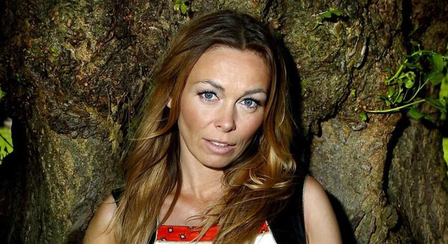 TV-vært Mayianne Dinesen.