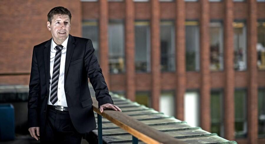 CEO Thomas Schulz, FLSmidth