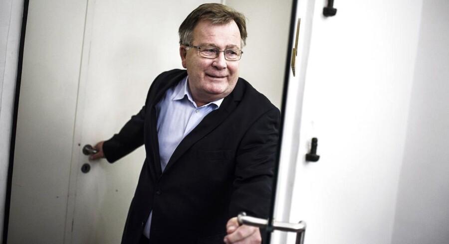 Finansminister Claus Hjort-Frederiksen.