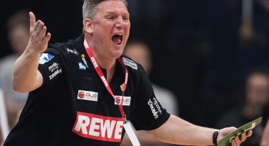 Nikolaj Jacobsen bliver ifølge TV2 Sport cheftræner for Danmarks mandlige håndboldlandshold. Scanpix/Lukas Schulze