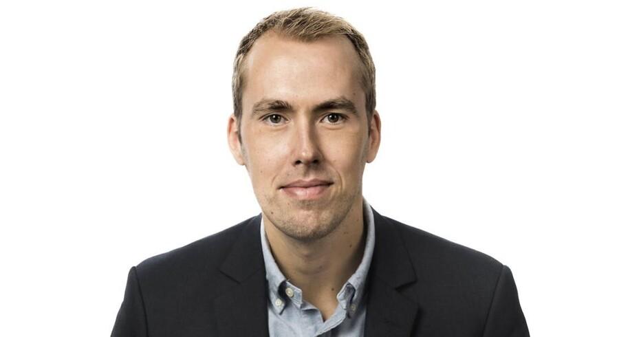 Finansjournalist Mads Sixhøj