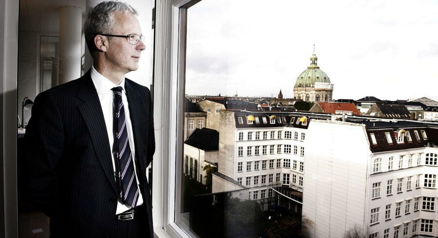 Direktør i Finansiel Stabilitet Henrik Bjerre-Nielsen opfordrer virksomhederne til at gå til domstolene, hvis de mener, at Cerberus har behandlet dem forkert.