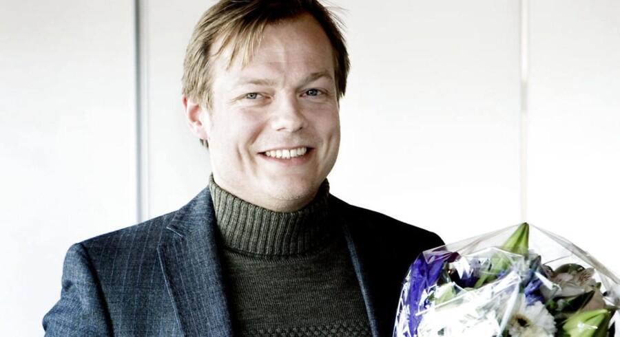 Rune Lykkeberg er ny chefredaktør på Information.