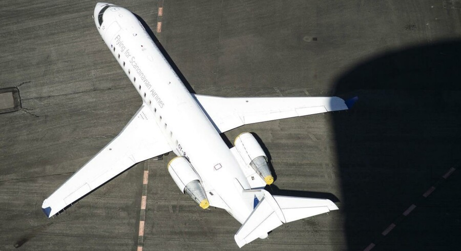 De nordiske luftfartsaktier oplevede en rekordvækst i 2015. Samlet steg børsværdien hos SAS, Norwegian, Finnair og Icelandair med 10,4 mia. kr., hvilket svarer til en vækst på 54 pct.