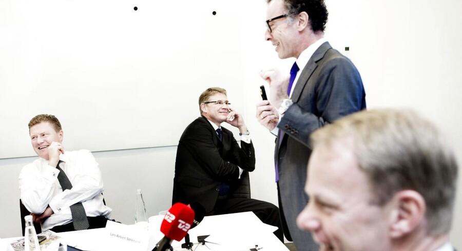 Novo Nordisks konkurrent har måttet udskyde sit produkt og skaber samtidig usikkerhed om, hvorvidt det overhovedet kan godkendes.