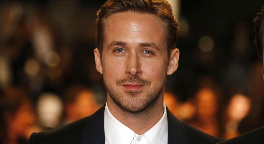 """Ryan Gosling er til filmfestival i Cannes med """"Lost River"""", der får en hård medfart."""