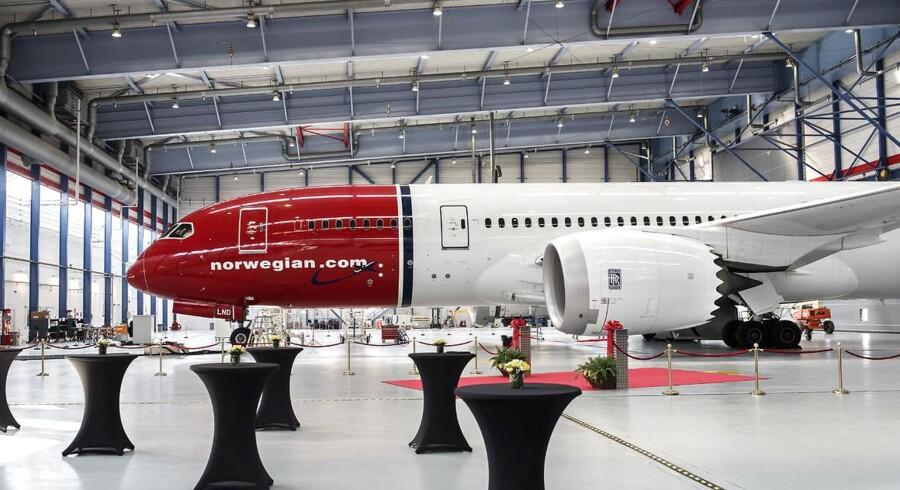 Norwegian firdobler langdistanceflåden med ordre på yderliger 19 Dreamliner-fly.